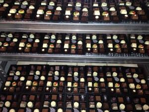 Veel bonbons